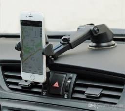 #Promoção# Suporte Veicular Automotivo Gps Celular Smartphone Ventosa
