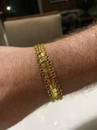 Vendo pulseira ouro