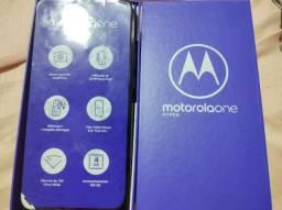 Motorola one hyper quase novo, ótima oportunidade e excelente telefone