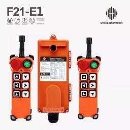 Controle Remoto Para Ponte Rolante Telecrane F21-e1 Novo.