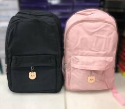 Lindas mochilas escolar colorida,Novas a pronta entrega