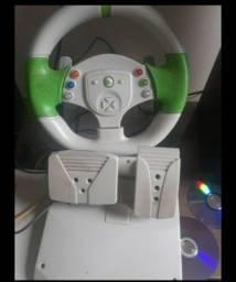 Xbox360 com Kinect e volante