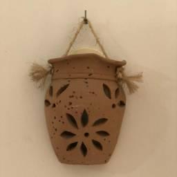 Arandela de cerâmica