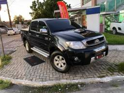Hilux 2009 2.7 Gasolina MANUAL EXTRAAA ( Gmustang veiculos )