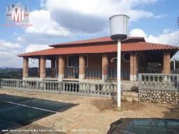 Excelente chácara, 1450m², piscina, vista deslumbrante, com escritura - Pinhalzinho