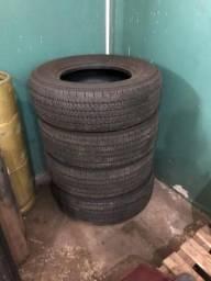 Jogo de pneus Dueler