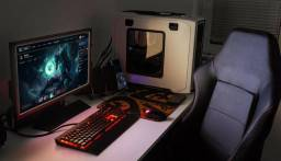 Pc Gamer (Troco por Macbook ou iMac)