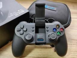 Gamesir T1s + Case Bluetooth Sem Fio Gamepad Android Ps3 Box
