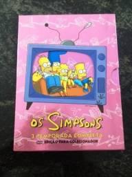 Box Coleção Os Simpsons, Terceira Temporada