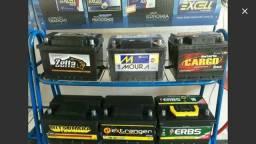 Bateria seminova estado d zeras apartir d 79,00 temos todas amperagens com garantia
