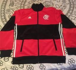 ec16a2f0c0 Casaco Flamengo Oficial Adidas (RARIDADE!)