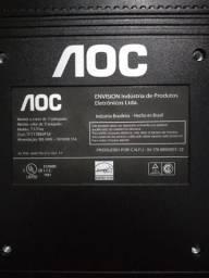 Monitor AOC 17 - COM SOM INTEGRADO