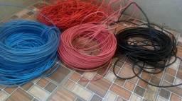Vendo todos esses fios