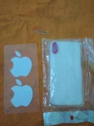 Adesivo Apple e capinha