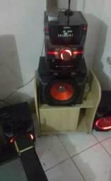 Mini system Samsung pro sound