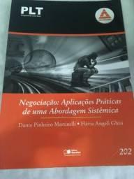 Livro negociação: aplicações e práticas de uma abordagem sistêmica