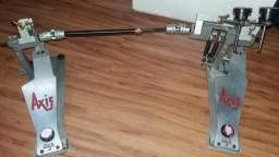 Pedal Duplo Axis Al2