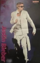 Poster Justin Bieber/Luan Santana
