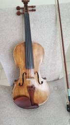 Violino profissional Eagle VK 644 armonizado em Luther