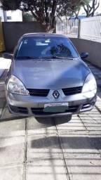 Clio sedan 2006 hi flex 1.0 16v - 2006