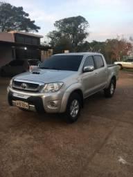 Toyota Hilux SRV Aut - 2011