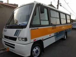 """""""raridade"""" micro ônibus marcopolo sênior 1998 - 1998"""