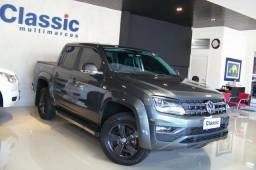 Vw - Volkswagen Amarok Highline Cd Automática - 2017