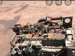 Motor do ônibus volvo b10m - 1993