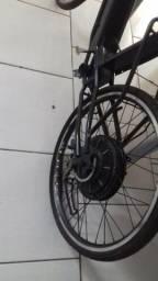 Kit bike elétrica scooter brasil 800w ganha bike! oportunidade