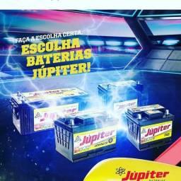 Shopping das baterias