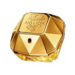 Perfume Lady Million Paco Rabanne Eau de Parfum Feminino 80ml