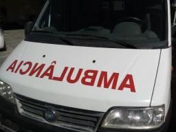 Ducato. ambulancia ler anuncio - 2006