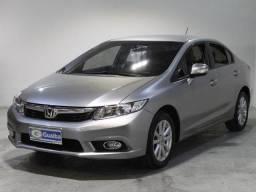 Civic Sedan LXR 2.0 Flexone 16V Aut. 4p Cambi  D - 2014