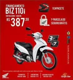 Motos Honda Biz 110i - 2019
