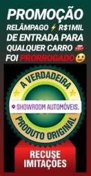Recuse IMITAÇÕES!! R$1MIL DE ENTRADA MESMO SÓ AQUI NA SHOWROOM AUTOMÓVEIS. - 2018