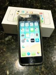 IPhone 5s Novíssimo nada quebrado Tudo funcionando perfeitamente