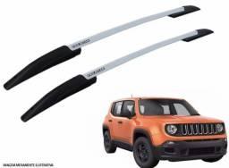 Título do anúncio: Rack de Teto Longarina Jeep Renegade 2015 a 2018 2 Peças Suporte 45KG