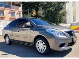 Nissan Versa 1.6 sv 16v flex 4p manual - 2012