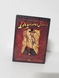 Box de Dvd Do Indiana Jones