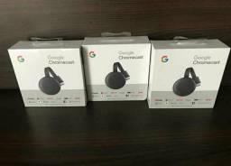 Google Chromecast3 Produto novo lacrado