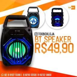 Caixa de Som - Bt Speaker