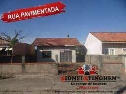 Casa com 02 dormitórios, na praia de Bal. Barra do Sul - SC