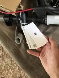 Patinete Elétrico Xiaomi M365 8.5 Novo Lacrado Com Pneus Reserva e Bomba para encher