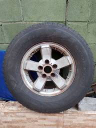 Estepe s10 pneu pirelli