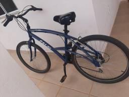 Bike Caloi aro 26 nova, toda Shimano