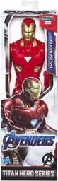 Boneco Vingadores - Homem de Ferro - Thanos - 30 cm