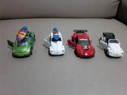 Miniaturas de carros