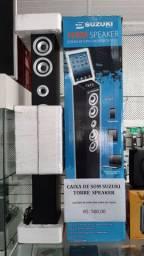 Caixa de som Torre Speaker