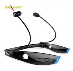 Fone de ouvido esportivo Zealot H1 Bluetooth Headset HD som estéreo