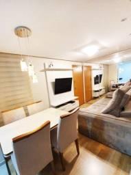 Apartamento Impecável Mobiliado 2 Quartos